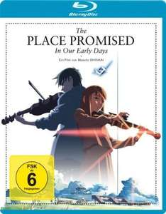 The Place Promised in Our Early Days [Blu-ray]  für 6,99 € [AMAZON.DE]