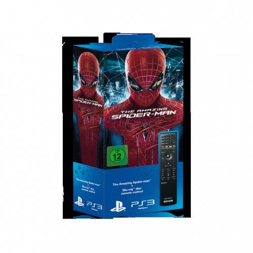 PS 3 Fernbedienung + Amazing Spiderman Bluray für 21,95€ frei Haus @DC