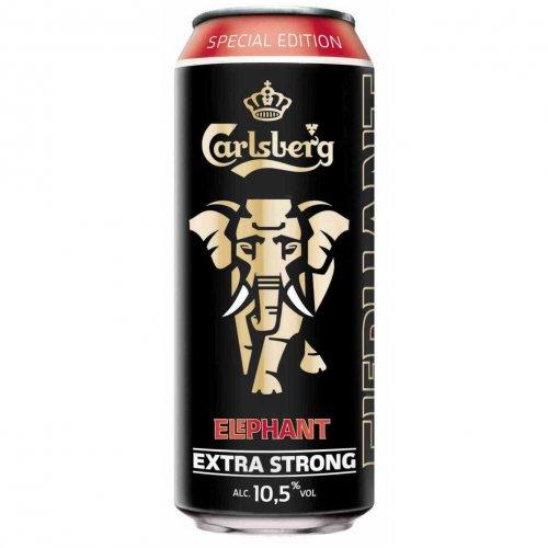 Lokal famila Hamburg /Carlsberg elephant Beer extra strong 10.5 vol