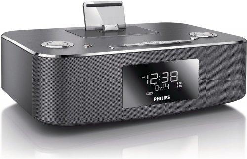 Philips DC291 Radio-Wecker für Apple iPod/iPhone/iPad für nur 79,- EUR inkl. Versand