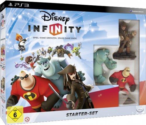 [Tagesdeal] 10€ auf Disney Infinity Startersets sparen buch.de/thalia.de