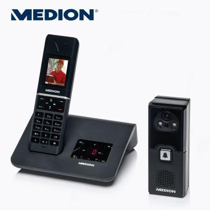 (Aldi Nord) DECT-Telefon mit Video-Türsprechanlage