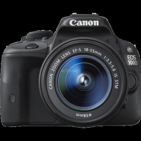 Canon EOS 100D + 18-55STM - 523,95€ @ZACKZACK