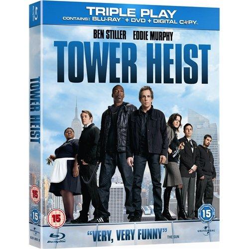 Blu-ray - Aushilfsgangster (2 Discs) für €5,46 [@Play.com]