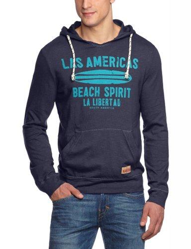edc by ESPRIT Herren Sweatshirt (dark washed blue) für 15,99€ statt 39,95€