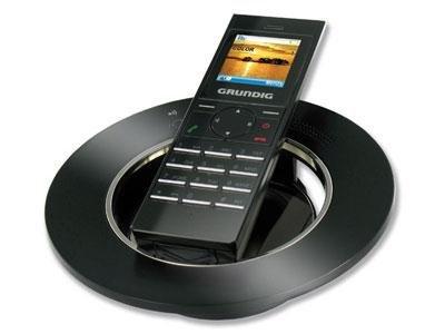 Grundig Sinio 1 schwarz Schnurlostelefon für 19,95 € @ebay.de