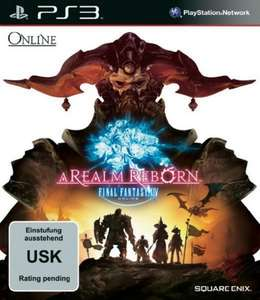 Final Fantasy XIV - A Realm Reborn [PS3] für 25€ @Digitalo