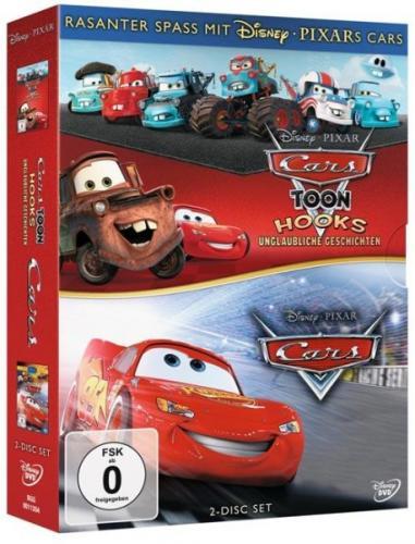 Cars + Hooks unglaubliche Geschichten [Blu-Ray] Vorbestellung