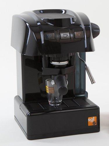 Espressomaschine für ESE-Pads inkl. Pads und Tassen statt 219 nur 149,--