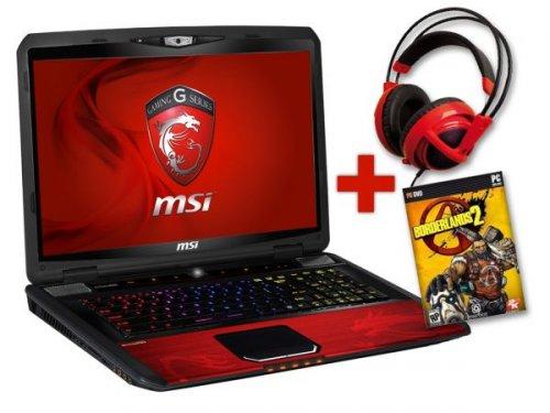 "MSI GT70PH-75X41217B-R 17,3"" Gaming Notebook - Dragon Edition"