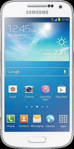 Samsung Galaxy S4 mini I9195 8GB in weiß mit 12M Ratenzahlung günstigster Preis (vgl. Idealo 10,50 EUR unter günstigstem Preis)