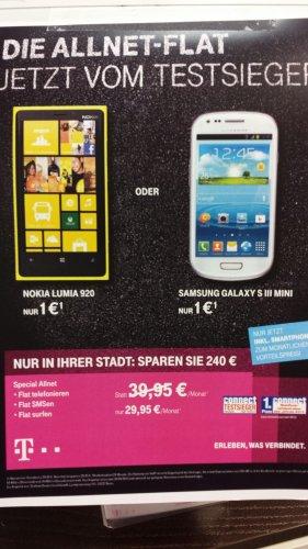 [LOKAL MÜLHEIM AN DER RUHR] ALL NET FLAT 29,95 inkl. Smartphone