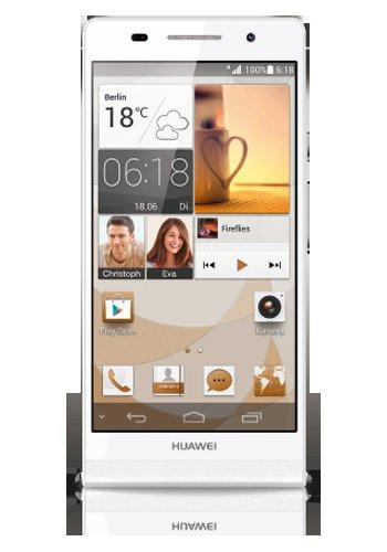 [B-Ware] Huawei Ascend P6 in Weiß