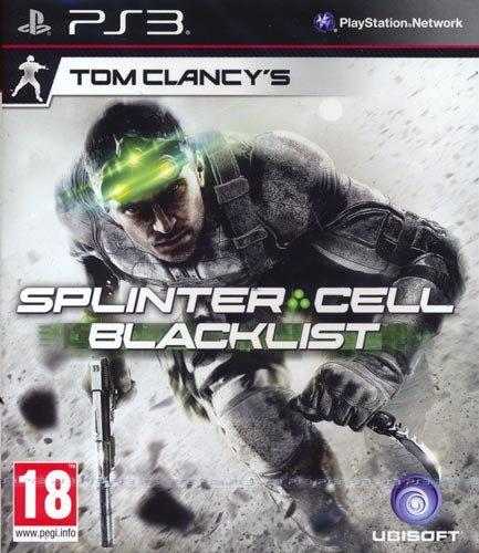 Splinter Cell Blacklist AT-Version - XBox360 & PS3