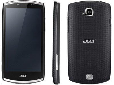 """[Ebay] Acer CloudMobile S500, weiß 4,3"""" 1280x720 Pixel, 2x 1,5 GHz, 1 GB RAM"""