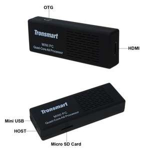 [Ebay aus HK] Tronsmart MK908: Android 4.2 TV Stick Quad Core 4x 1.6ghz, 2 GB DDR3, Wlan, Bluetooth