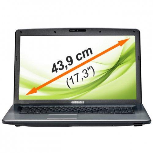 """MEDION AKOYA P7818 MD 99095 Notebook 17,3""""/43,9 cm i5 2,5 GHz 8GB 750GB 32GB SSD NVIDIA GeForce GT730M DirectX 11 Grafik mit 2048 MB (B-Ware)"""