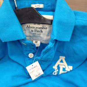 [lokal Eschborn] Abercrombie and Fitch Poloshirts und Jeans