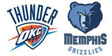NBA Playoffs: Thunder vs Grizzlies Gratis @NBA.de