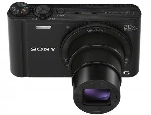 Sony Cybershot WX300 schwarz 20x-Zoom, WLAN/WiFi ab 189,- € (inkl. 30€-Gutschein) @ Amazon