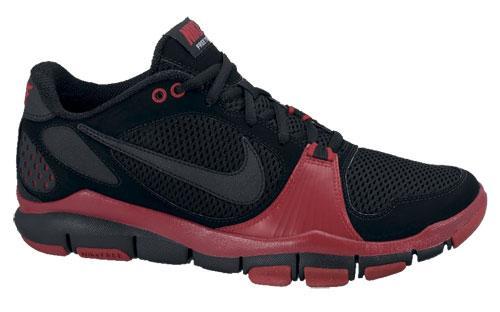 Nike Trainingsschuhe FREE TR schwarz