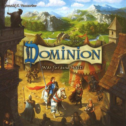 [Lokal Real Siegen] Dominion, Spiel des Jahres 2009
