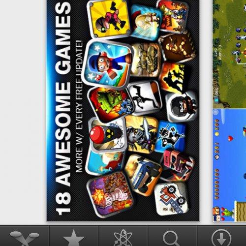 (Gamebox 2)18 in 1 kostenlos für [iOS]