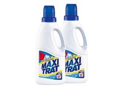 [lidl] 28%Rabatt für MAXI TRAT Universalwaschmittel, flüssig 27 Wäschen