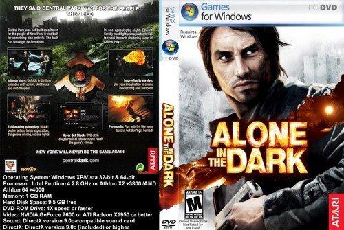 Alone In The Dark PC Disc kostenlos oder 1€ +gratis Versand