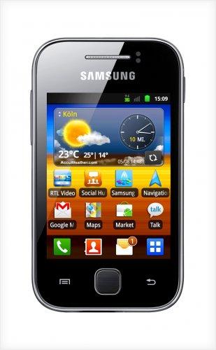 Samsung Galaxy Y S5360 für nur 67,94 EUR inkl. Versand