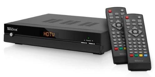 TrekStor HD SAT Receiver Talon S2 mit 2 Fernbedinungen für nur 34,99 EUR inkl. Versand (B-Ware)