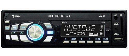 MP3 AUTORADIO TOKAI LAR-72 für nur 18,90 EUR inkl. Versand [B-Ware]