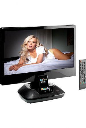 LCD-TV, LENCO TFT 2277, iPod-fähig, 154,99 inkl. Versand (nur heute)