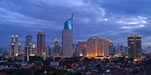 Flug nach Jakarta für 491€