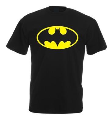 Batman Logo T-Shirt für 9,99€ @ Ebay