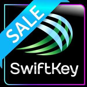 [Google Play] SwiftKey Keyboard für Smartphone und Tablet jeweils 1,99 €