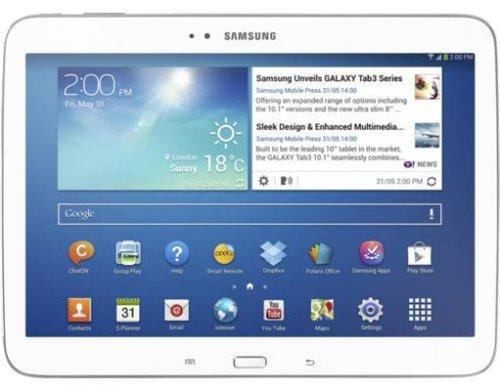 "Samsung P5210 Galaxy Tab 3 10.1"" weiß nur 324,57€"