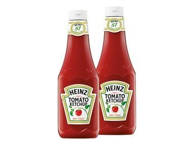 Heinz Tomato Ketchup 510g Flasche nur 0,99 statt 1,59 und nur am SUPER-SAMSATAG @ Lidl