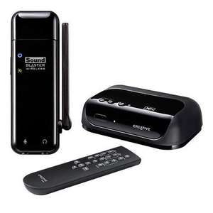 Creative Sound Blaster X-Fi Wireless System inkl. Receiver (iTunes kompatibel) AMAZON-Marketplace
