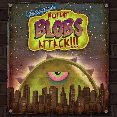 Tales From Space: Mutant Blobs Attack[Steam] für 3€ @Amazon.com