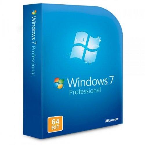 Wieder verfügbar: PC-Fritz: Windows7 Professional 64 oder 32 Bit Lizenz Neu für 23,80 € inkl. Versand