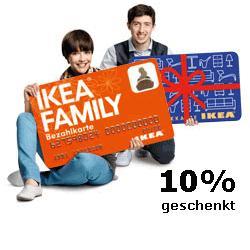 [Erfurt] 10% Ikea-Gutschein