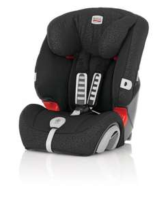 Britax (Römer)2000007856 Autositz Evolva 1-2-3 Plus, black thunder für 96€ inkl. Versand @ Amazon.uk
