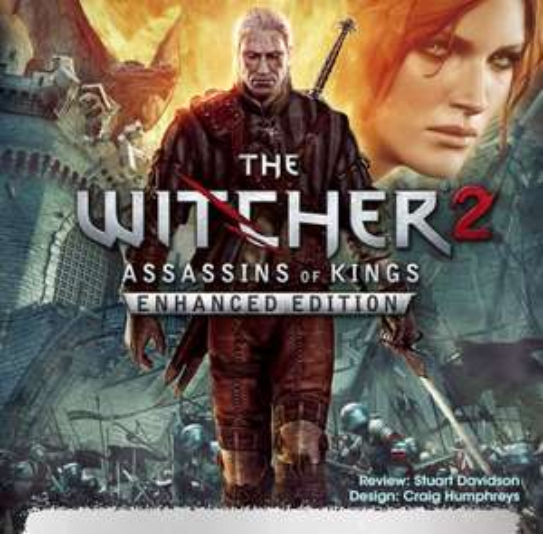 The Witcher 2: Enhanced Edition für 3.74€ @ GOG