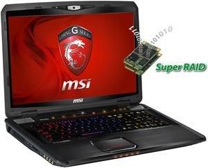 MSI GT70PH-70M3827B W8 + Iiyama ProLite E2482H Monitor für 1,799€ @Computeruniverse