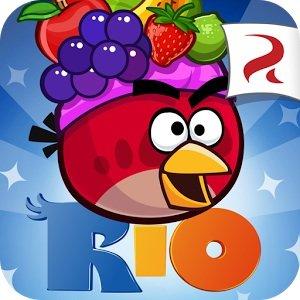 Angry Birds Rio [iOS] Kostenlos