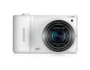 Samsung WB800F white, Digitalkamera, Digicam, 169,00 Euro meinpaket