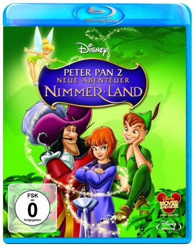 Peter Pan 2 – Neue Abenteuer in Nimmerland für 7,99€ bei Amazon