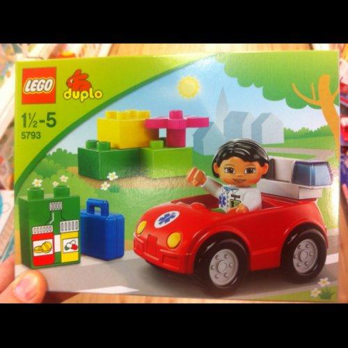 [Lokal FFM Karstadt) Lego Duplo 5793 Notärztin