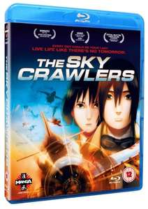 [Blu-ray] The Sky Crawlers (ohne dt. Ton) für 5,78 € @Zavvi/The Hut
